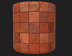 3D model terracotta tiles
