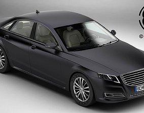 Generic Car Luxury Class 3D