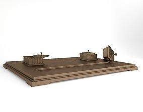 desk set 3D