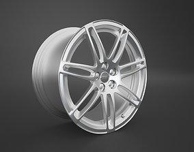 3D model Audi RS4 Rim