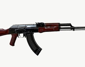 3D model AKM AK-47 AK-74