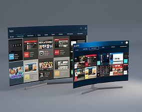 Samsung 55 and 75 inch SUHD 4K Curved Smart TV realtime 2