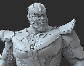 3D printable model Thanos The mad Titan