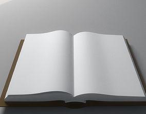 Rigged Book 3D Models | CGTrader