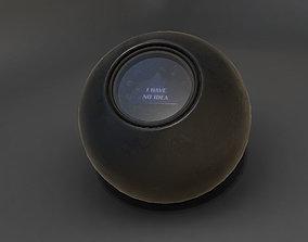 Magic 8 Ball 3D model