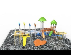 3D asset playground