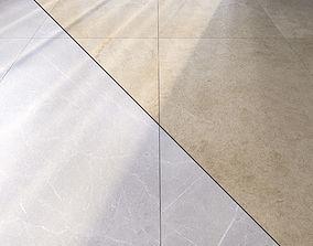 3D model Marble Floor Set 14