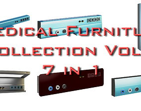 Medical Furniture vol5 3D
