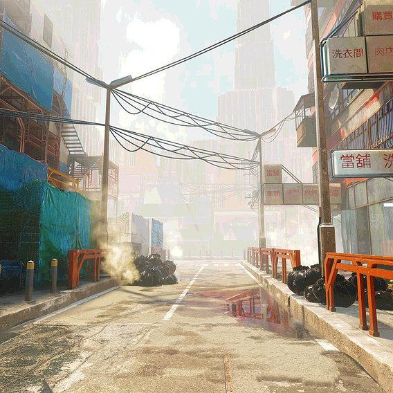 Future China City