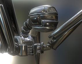 Gun Bot 3D model