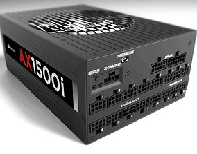 Corsair AX1500i PSU 3D