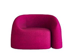 3D Dough Sofa