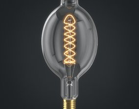 Light bulb 25 3D model