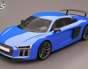 3D Audi R8 new