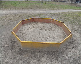 3DF Zephyr - Sandbox low-poly