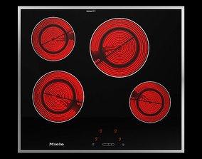 Heating Coils 3D model