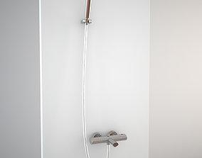 Gessi Ovale 21613 shower interior 3D