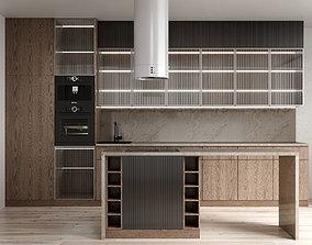 coffeemaker 3D asset VR / AR ready kitchen