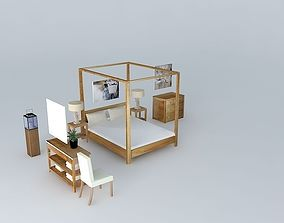 3D The room Amsterdam Houses World