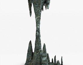 3D Stalactite column