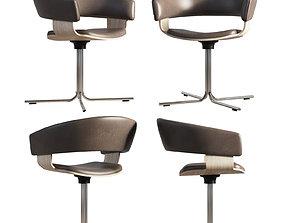 Dinning Chair Mollie A681 Allermuir 3D