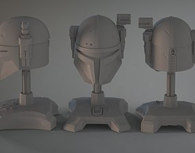 3D printable model Mandalorian Paz Vizla