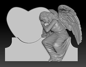 angels the 3D printable model