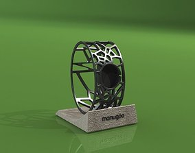 Miniature Voronoi SmartDock 3D print model