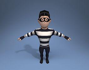 3D model Thief