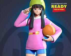 3D print model Mai Future - Dragon Ball Fanart