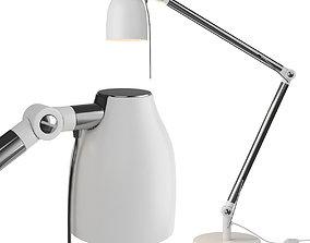 Lamp IKEA TRAL 3D asset