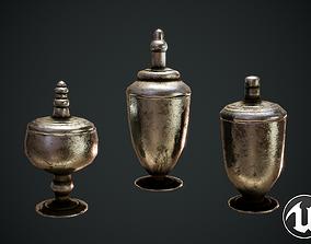 Sugar Bowl 3D asset