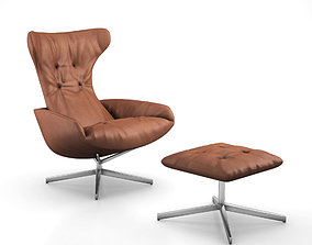 Onsa Chair by Walter Knoll 3D