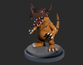 Greymon - DIgimon 3D printable model