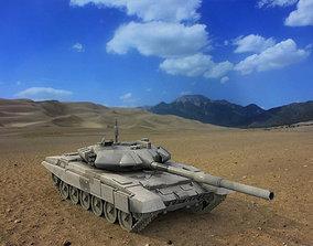 3D model T 90 Russian Tank