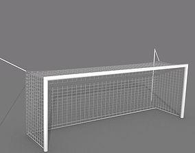 soccer goal 3D