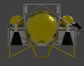 3D model XL-1 Lander