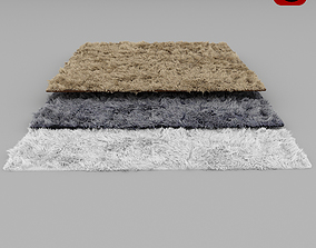 long carpet 3D model