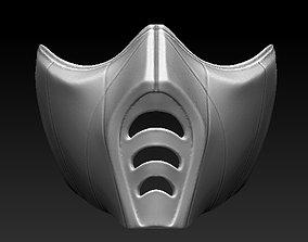 3D print model surgical mask scifi