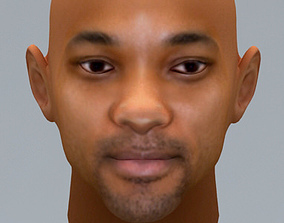 Will Smith 3D model