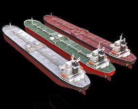 3D asset PANAMAX tanker 245m