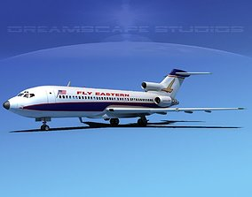 Boeing 727-100 Eastern Airlines 1 3D