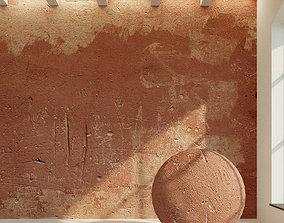 Material old plaster 28 3D model