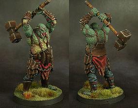 3D printable model Heavy Ogr