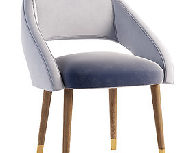 Dining chair 2014 3D model