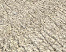Rough Terrain PBR 4 3D model