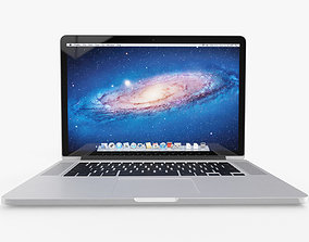 3D Apple Macbook Pro 13 inch Retina