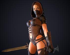 3D asset Thief