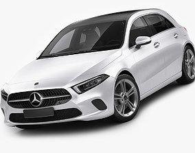 Mercedes-Benz A-class 2019 3D