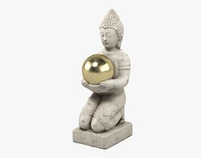 3D model Buddha 003